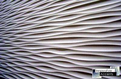 3d Wall Panels Wave Wall Panels Sculpted Wall Panels
