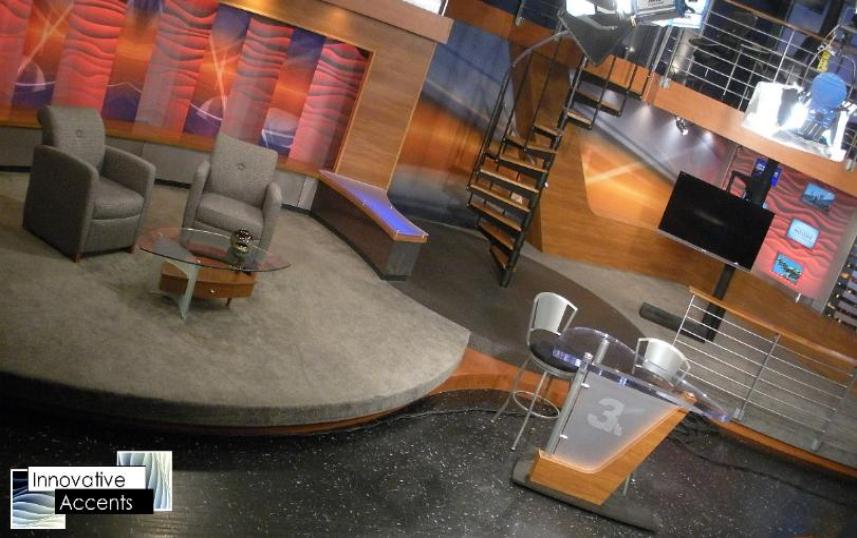 TV set design