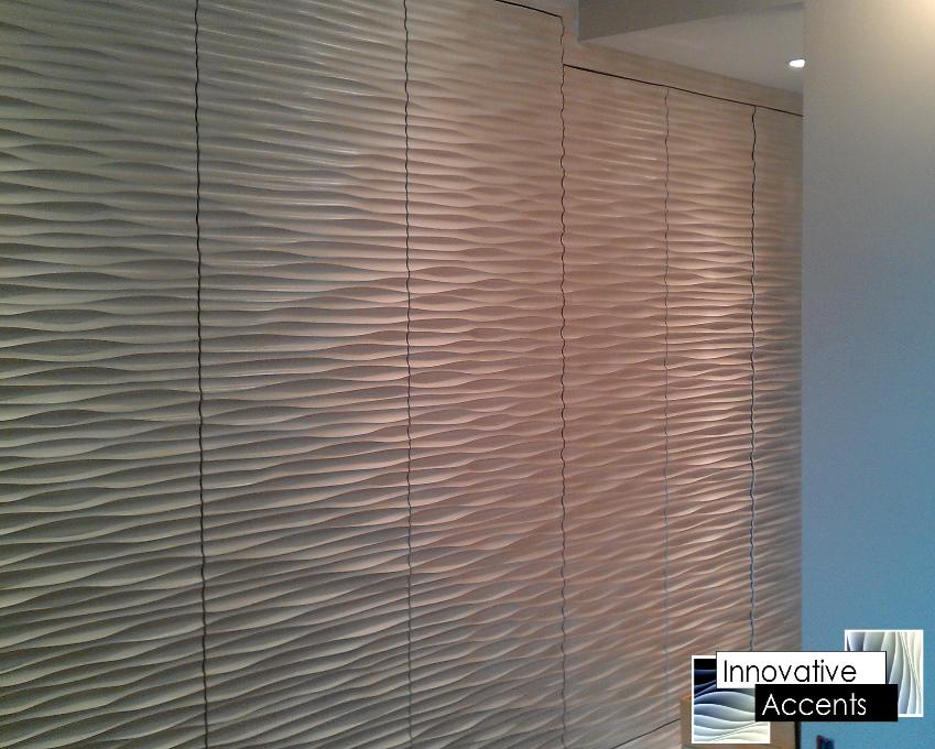 custom closet doors, 3d furniture panels, textured furniture, sculpted furniture